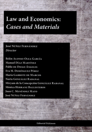Law And Economics: Cases And Materials