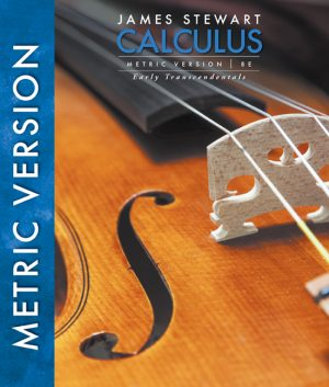 Aise Calculus Early Transcendentals International Metric