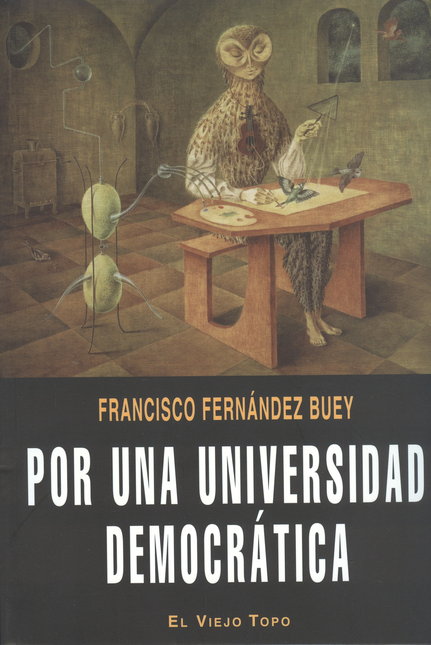 Por Una Universidad Democrática