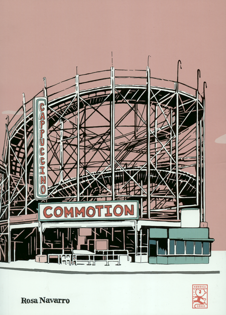 Cappuccino Commotion