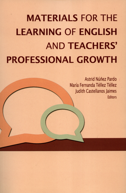 Materials For The Learning Of English And Teachers' Professional Growth