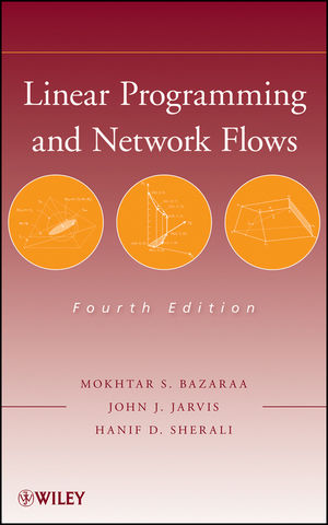 Linear Programming and Network Flows, 4th