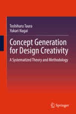Concept Generation for Design Creativity.A Systematized Theory and Methodology